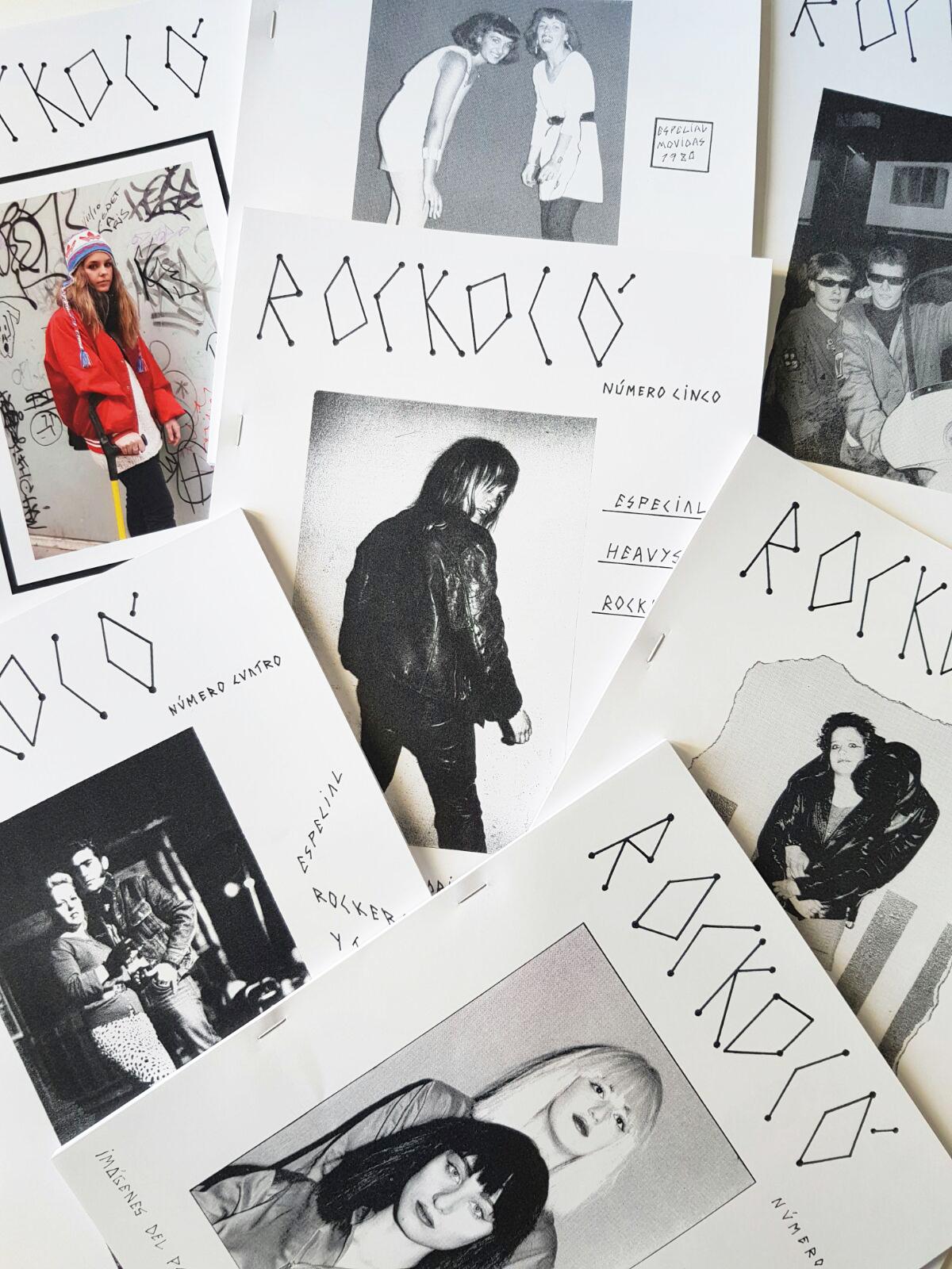 Fanzines Rockocó