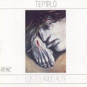 portada del disco Templo