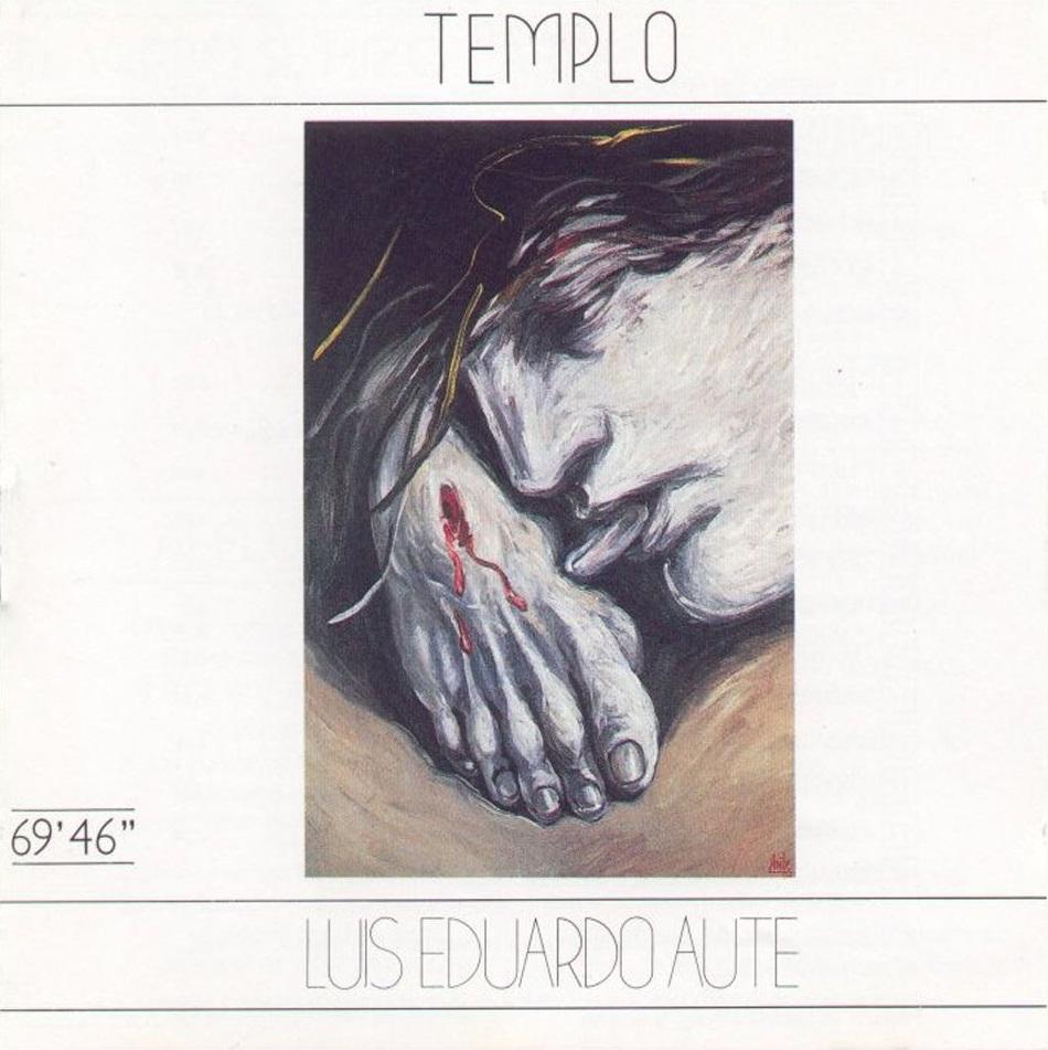 portada del album Templo