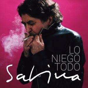 portada del disco Lo Niego Todo