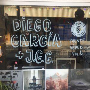 Diego García + J.G.G.