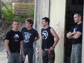 foto del grupo Post Mortem