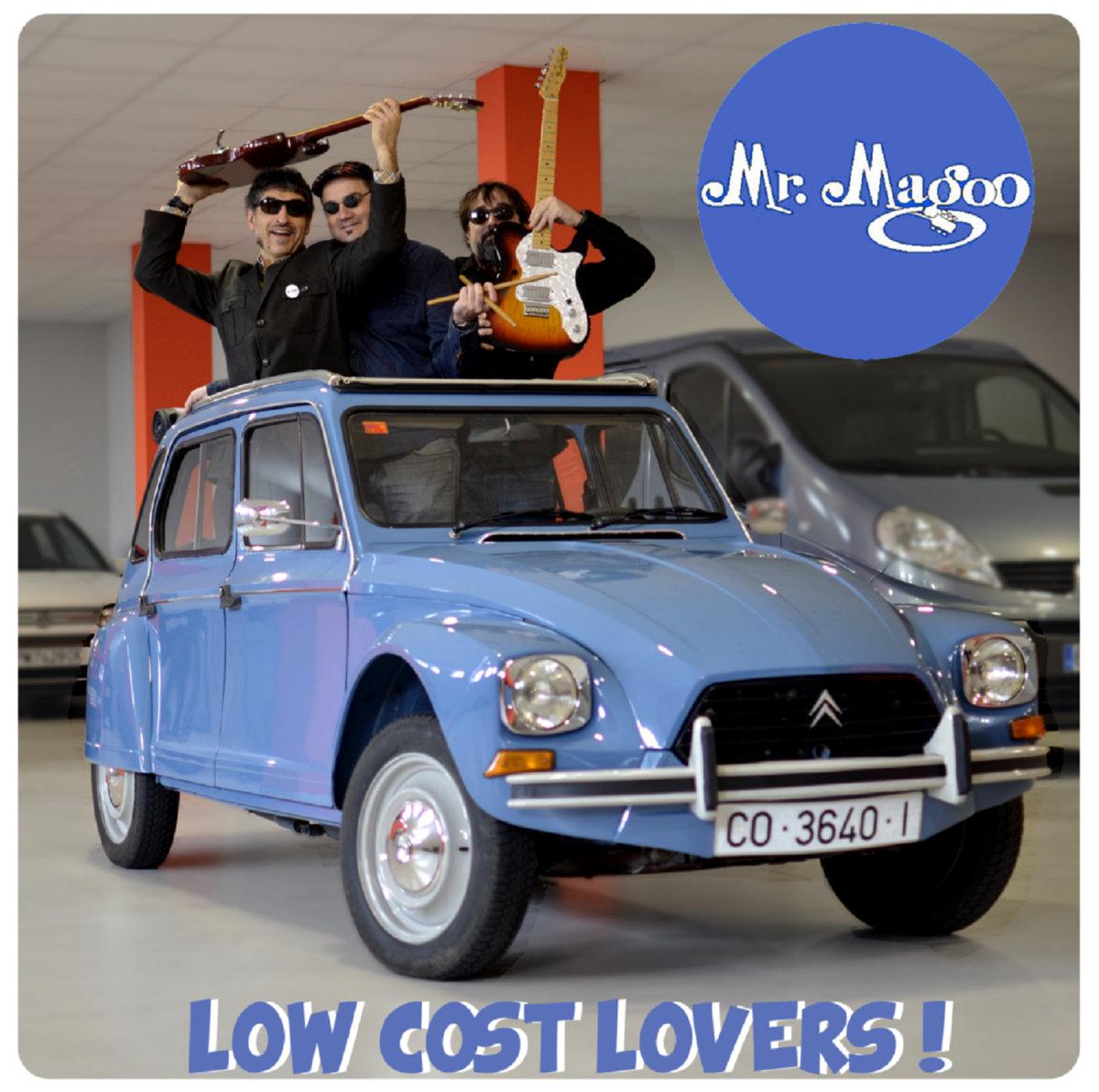 portada del album Low Cost Lovers!