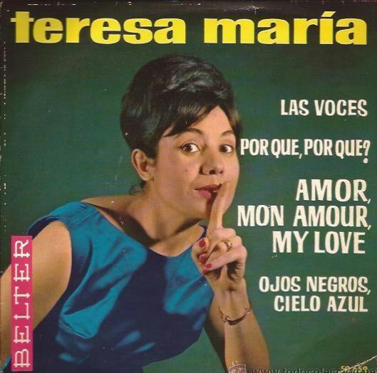 portada del album Amor, Mon Amour, My Love