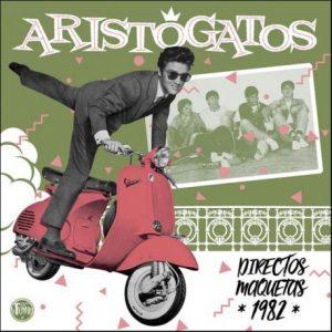 portada del disco Directos Maquetas 1982