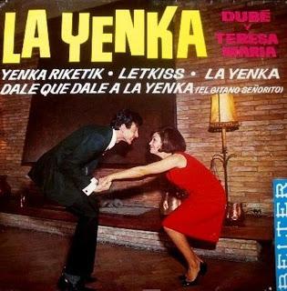 portada del album La Yenka