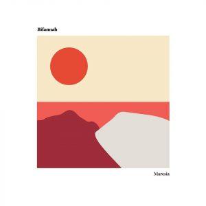 portada del disco Maresia