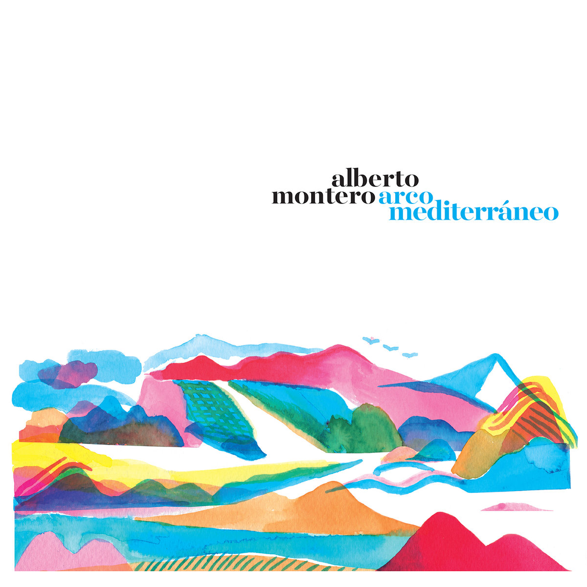 portada del album Arco Mediterráneo