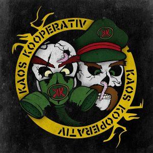 portada del disco Kaos Kooperativ / Achtung!