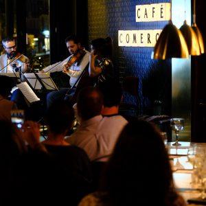 Cuarteto Quiroga @ Café Comercial (The London Music N1ghts)