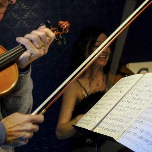 Lina Tur & Enrico Onofri