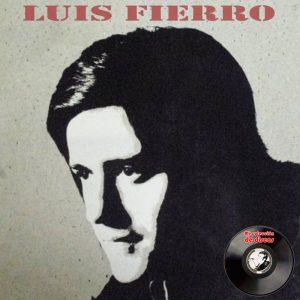 portada del disco Luis Fierro