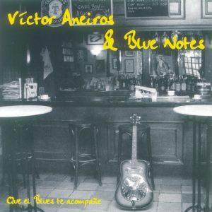 portada del disco Que el Blues Te Acompañe
