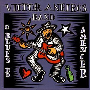 portada del disco O Blues do Amencer