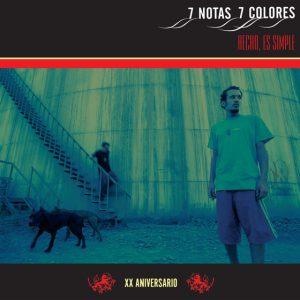 portada del disco Hecho, Es Simple. XX Aniversario