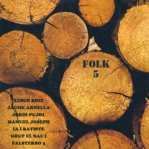 portada del disco Folk 5