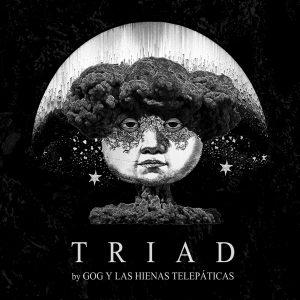 portada del disco Triad