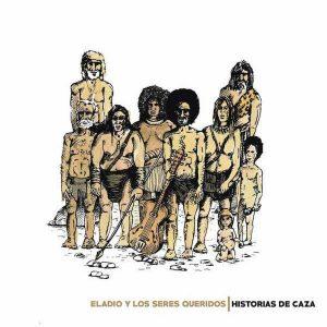 portada del disco Historias de Caza