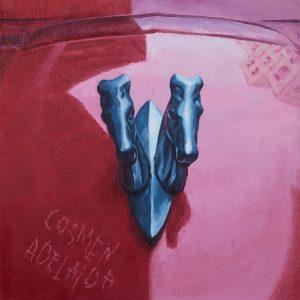 Cosmen Adelaida-Dos caballos
