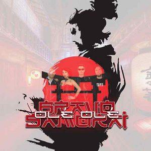 portada del disco Bravo Samurai
