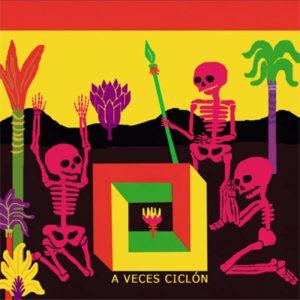 portada del disco A Veces Ciclón