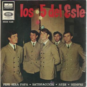 portada del disco Pepe Será Papá