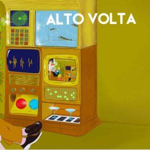 portada del disco Alto Volta