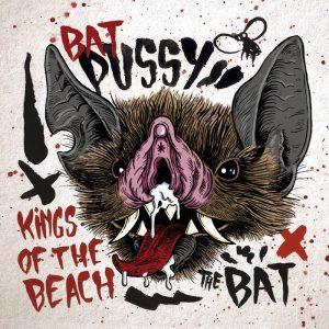 portada del disco Bat Pussy