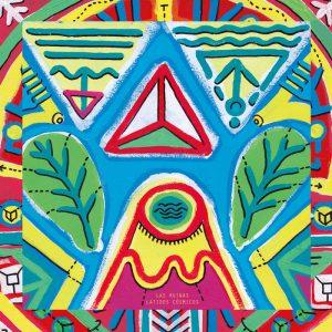 portada del disco Latidos Cósmicos