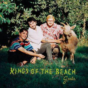 portada del disco Goats