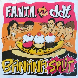portada del disco Banana Split