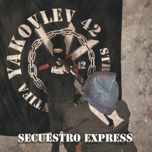 portada del disco Secuestro Expréss