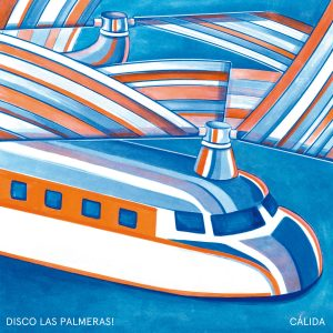 portada del disco Cálida