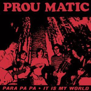 portada del disco It Is my World / Para Pa Pa