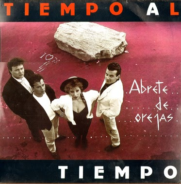 portada del album Ábrete de Orejas
