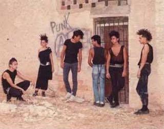 foto del grupo Éxtasis