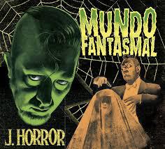 portada del disco Mundo Fantasmal