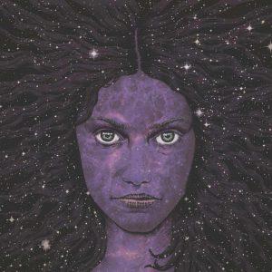 portada del disco Violética