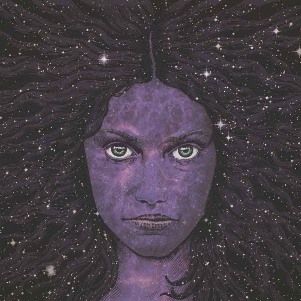 portada del album Violética