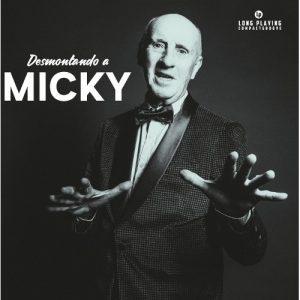 portada del disco Desmontando a Micky
