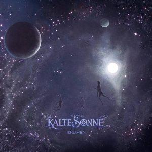 portada del disco Ekumen