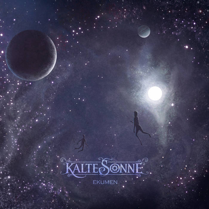 portada del album Ekumen