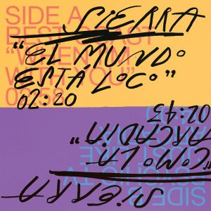 portada del disco El Mundo Está Loco / Como la Arcadia