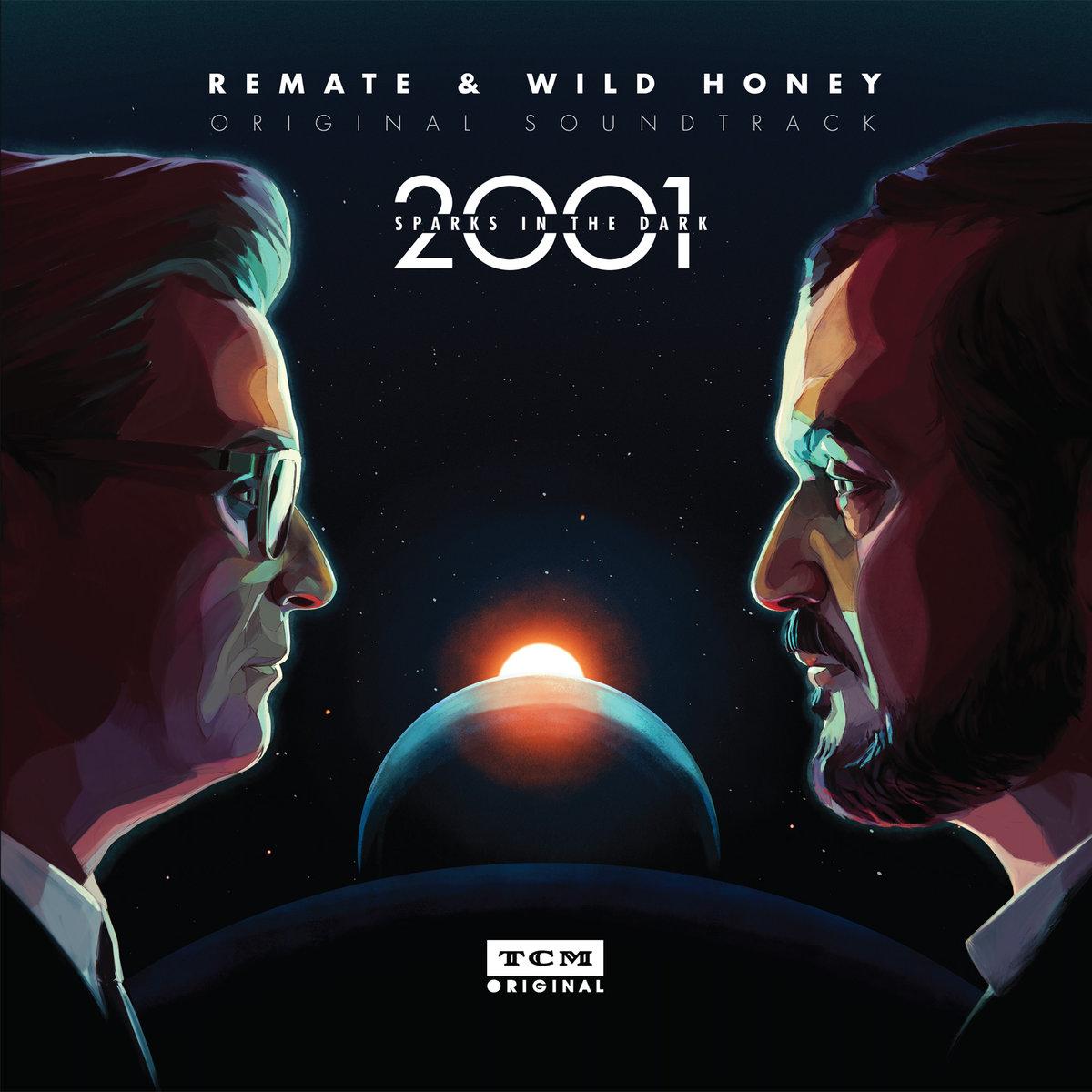 portada del album 2001 Sparks in the Dark Original Soundtrack