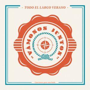 portada del disco Vámonos Juntos. Canciones Para Una Boda