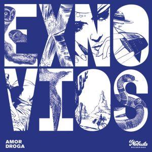 portada del disco Amor-Droga