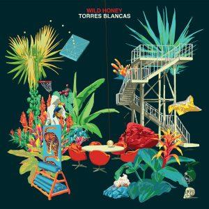 portada del disco Torres Blancas
