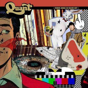 portada del disco Canciones Menores en Clave Mayor