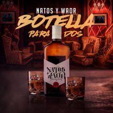 portada del disco Botella para Dos