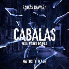 portada del disco Cábalas